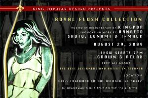 Royal Flush Event Details